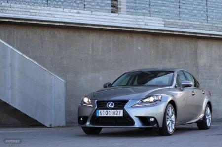 Prueba Lexus IS 300h: Introducción, precios y versiones (I)