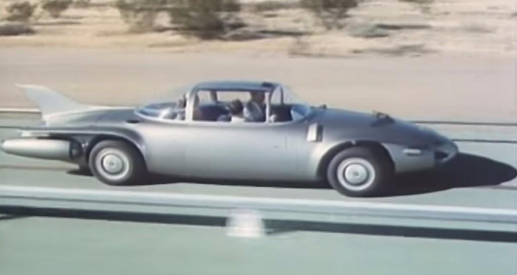 As eran los coches del futuro con los que so aba general for General motors el paso tx