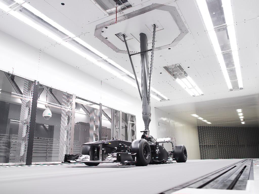 El túnel de viento: la herramienta estrella en la Fórmula 1