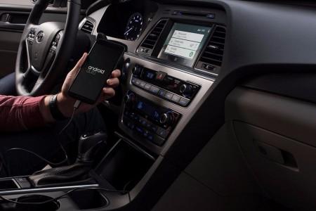 Hyundai Sonata 2015, el primer coche con Android Auto