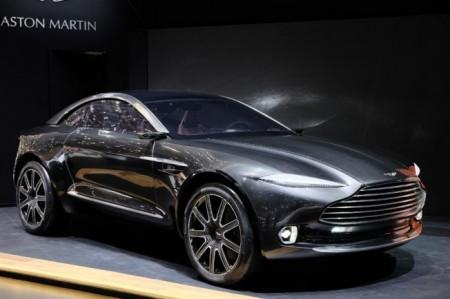 Pues sí, el Aston Martin DBX será finalmente producido