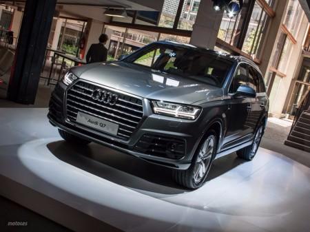 Audi espera vender muchos SUVs a partir de 2020