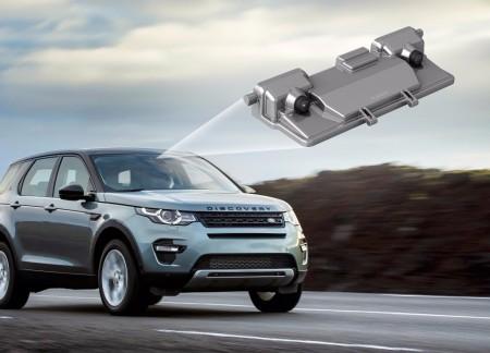 La cámara de vídeo de Bosch se vale de sí misma para sistemas de frenado automático