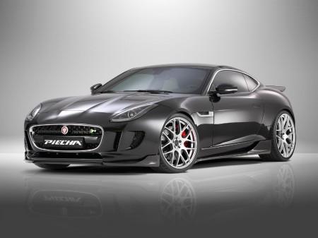 Jaguar F-Type, más agresivo por obra de Piecha Design