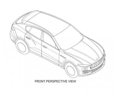 Maserati Levante, así será el diseño del nuevo crossover italiano