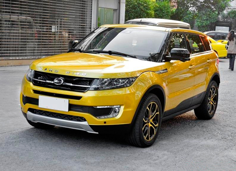 Landwind Motors gana la batalla legal a Land Rover