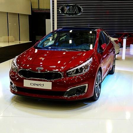 El KIA Ceed 2016 facelift se filtra en la red
