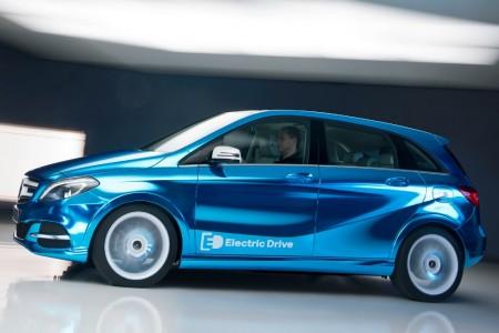 ¿Mercedes lanzará un rival para el Audi Q6 e-tron?