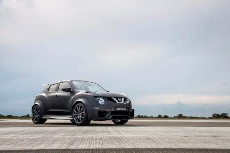 Nissan Juke-R 2.0 la nueva locura/genialidad va camino de Goodwood