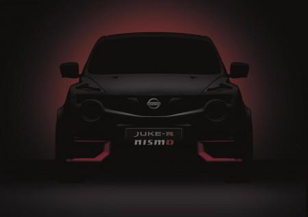 Nueva locura de Nissan, veremos un Juke-R Nismo en Goodwood