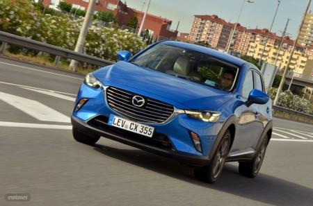 Prueba Mazda CX-3: Conducción, comportamiento y conclusiones (III)