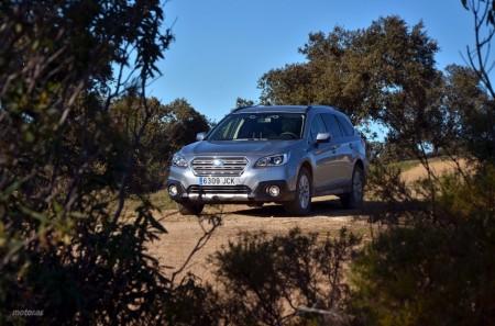 Subaru Outback, un coche para fanáticos de la vida