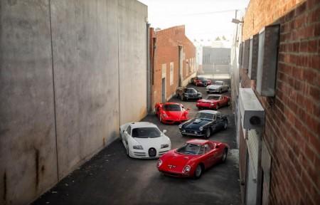 """""""Pinnacle Portfolio"""": a subasta una de las colecciones de coches más valiosas del mundo"""