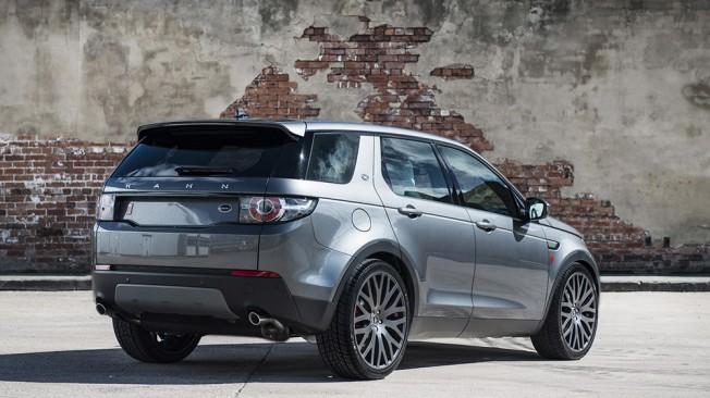 nueva llegada numerosos en variedad 60% de liquidación Kahn Design le mete mano al nuevo Land Rover Discovery Sport ...