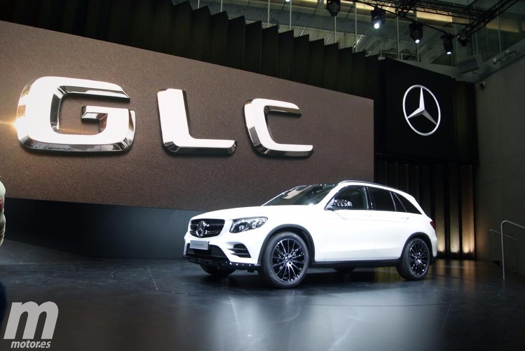 Precios del mercedes benz glc ya a la venta en espa a for Mercedes benz glc precio