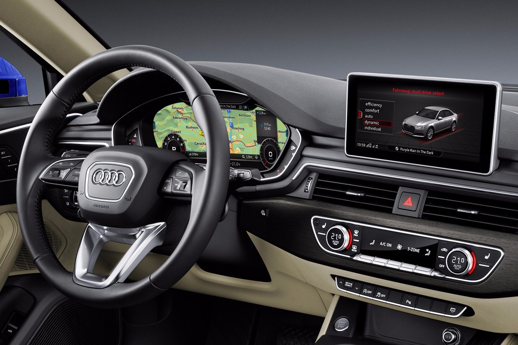 audi a4 2015 interior the image kid has it. Black Bedroom Furniture Sets. Home Design Ideas