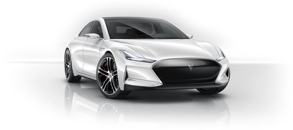 Youxia X, la copia china del Tesla Model S