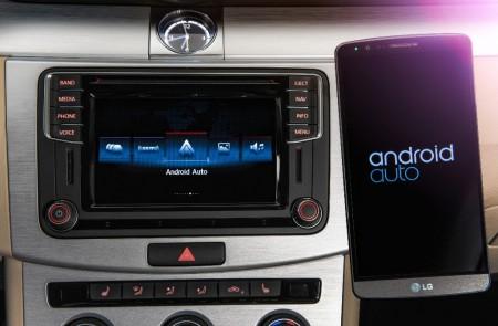 Android Auto llega al Volkswagen Golf R