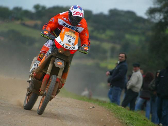 Muere Carlo de Gavardo, pionero de Chile en el Dakar - Motor.es