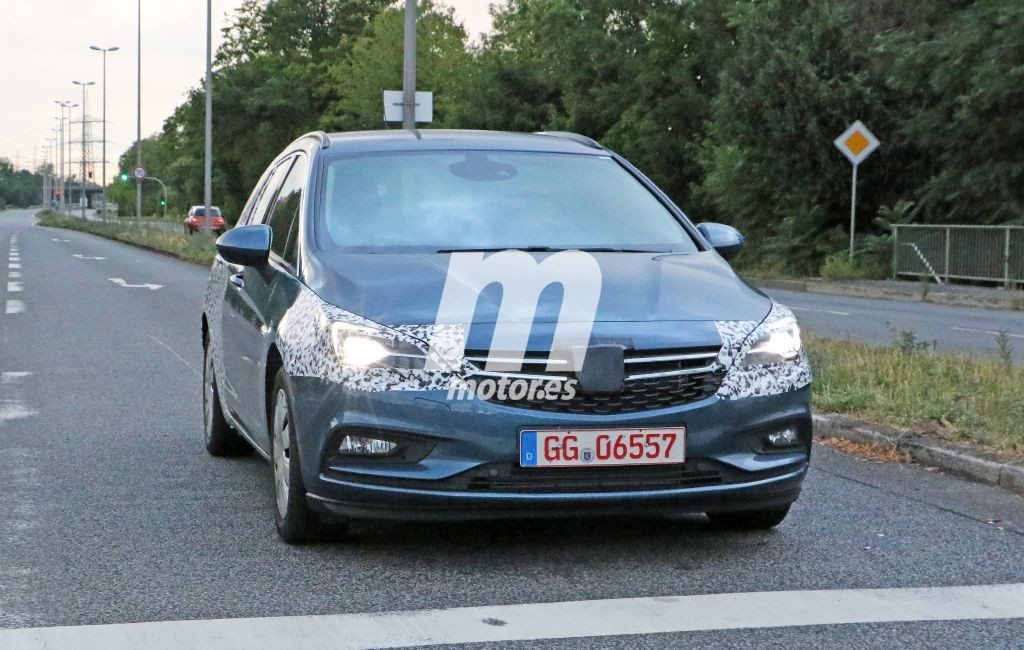 opel astra (k) sports tourer (2016) - forocoches