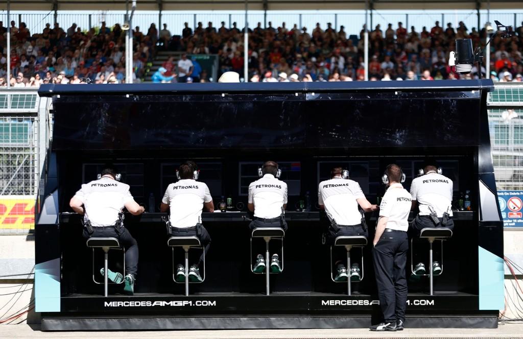 La crisis de la Fórmula 1