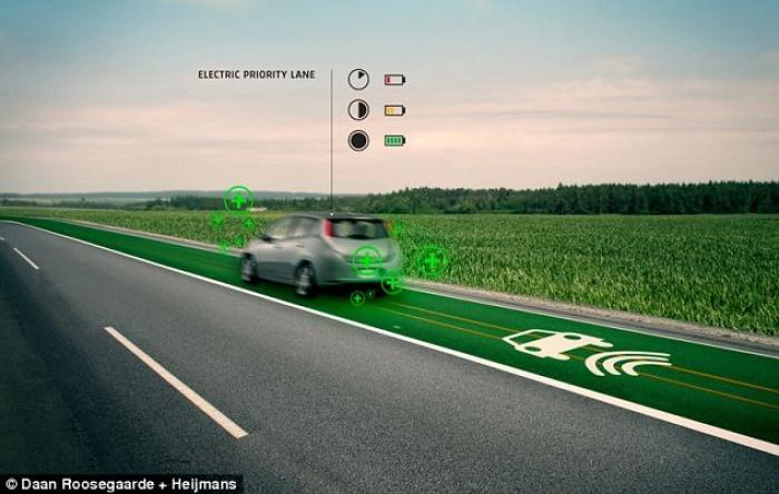 Cómo recargar un coche eléctrico en marcha