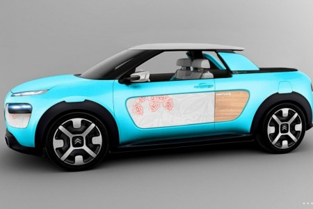 Citroën Cactus Méhari, ya a la vista, habemus filtración