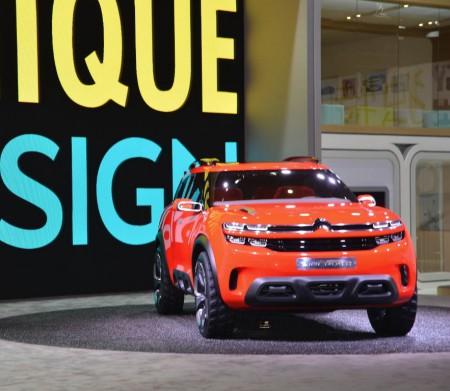 Citroën mostrará en Frankfurt el C4 Cactus con espíritu Méhari