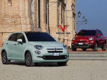 Fiat 500 de cinco puertas ¿Cómo te lo imaginarías?