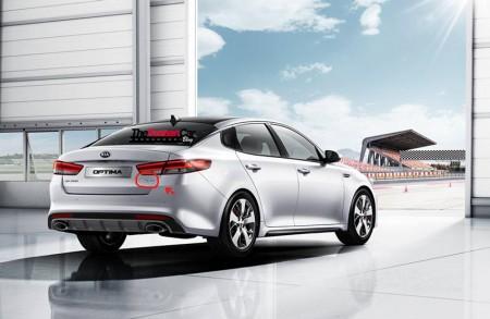 Kia Optima GT 2016, filtrado: así será el modelo para Europa