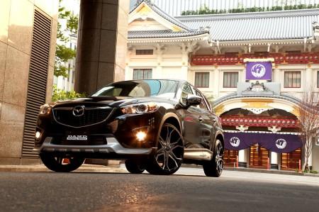 Mazda CX-5, un estrambótico SUV de la mano de DAMD