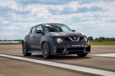 El Nissan Juke-R 2.0 se llevará a producción con al menos 17 ejemplares
