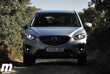 Prueba Mazda CX-5 2.2 SKYACTIV-D FWD (III): seguridad, gama y conclusiones