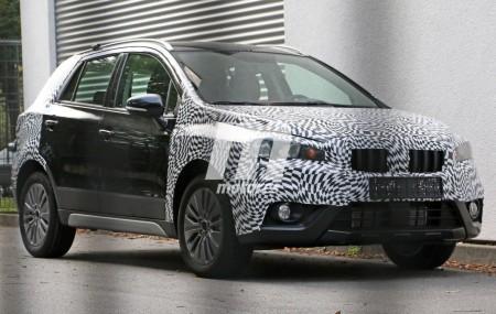 El Suzuki SX4 S-Cross 2016 revela su interior por primera vez