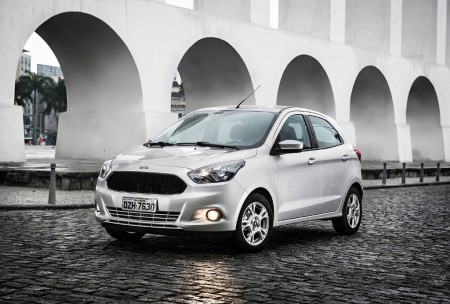 Brasil - Julio 2015: El Ford Ka esquiva la crisis