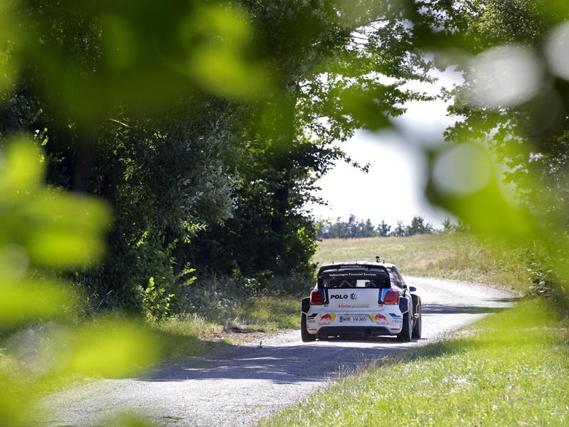 Previo Y Horarios Del Rally De Alemania 2015