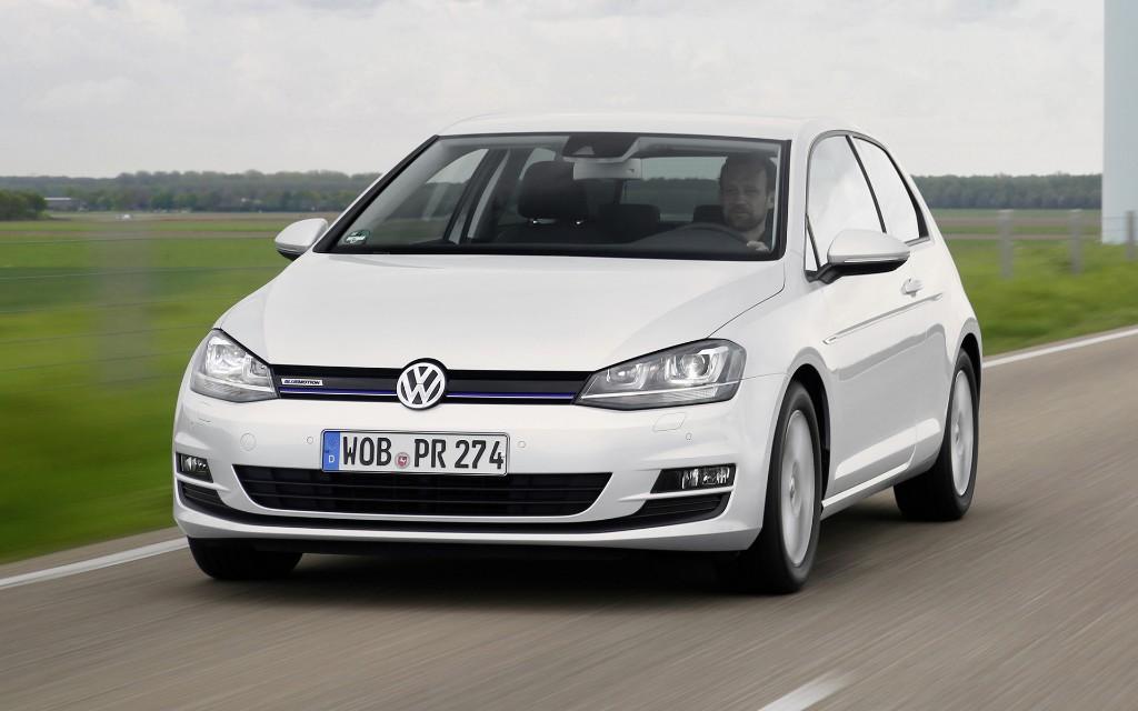 Ventas coches: España - Julio 2015: El Volkswagen Golf vuelve a lo más alto