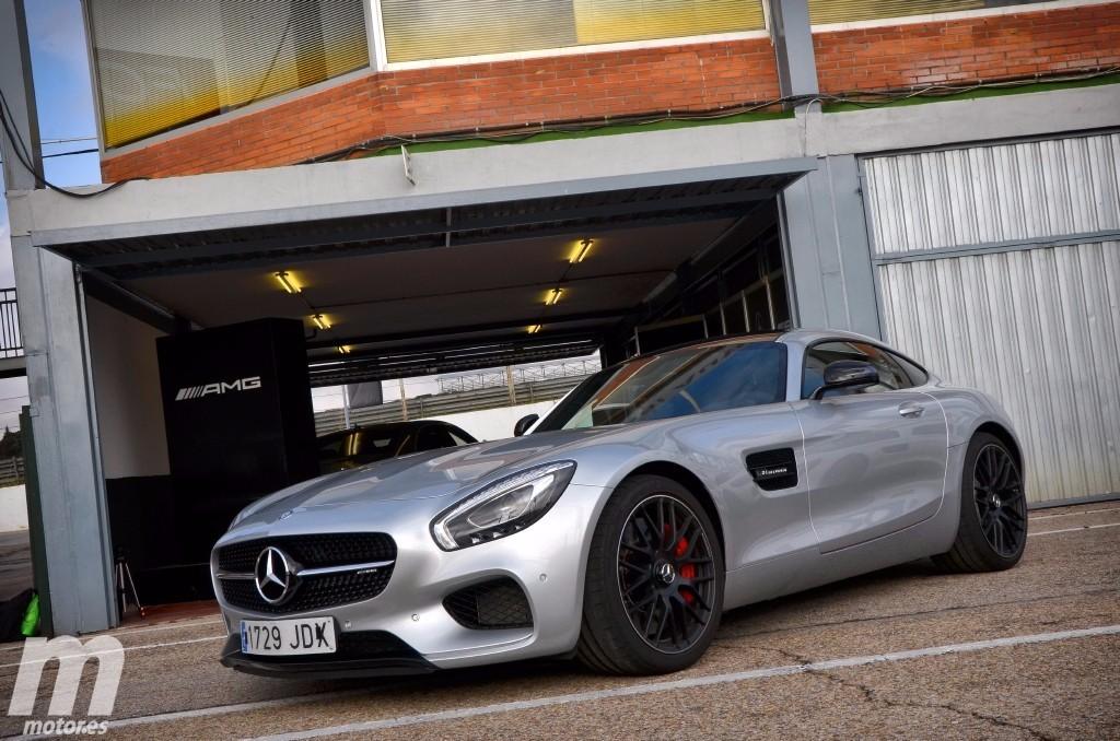 Mercedes amg prepara un deportivo con motor v12 e h brido for Mercedes benz deportivo