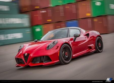 Alfa Romeo 4C por Zender, acentuando su carácter deportivo