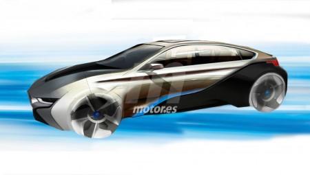 Exclusiva: El BMW i5 finalmente será un crossover de lujo y llegará en 2020