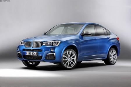 """BMW X4 M40i, con 360 CV y deportividad """"M"""""""