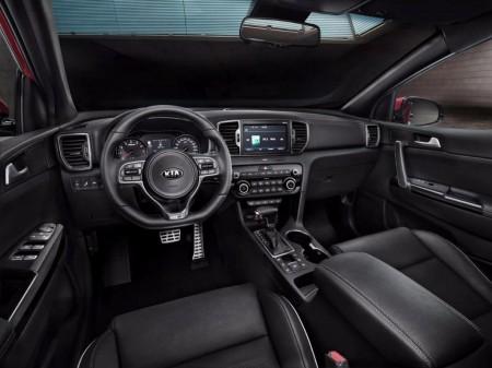 Descubre el interior del nuevo KIA Sportage 2016 y algunos detalles técnicos