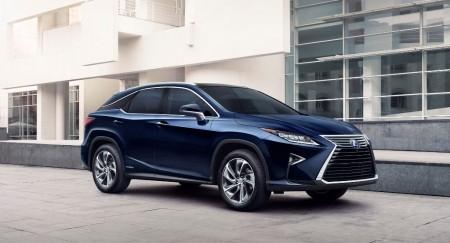 Lexus RX 2016, precios para España