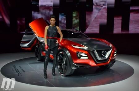Nissan Gripz Concept, el adelanto del nuevo Juke