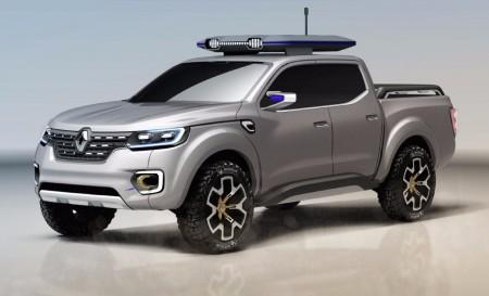 Renault Alaskan Concept, la antesala a la versión de producción