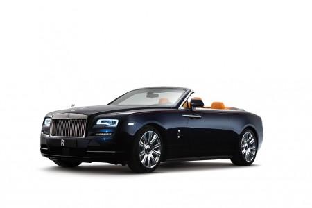 Oficial: Rolls Royce Dawn 2016