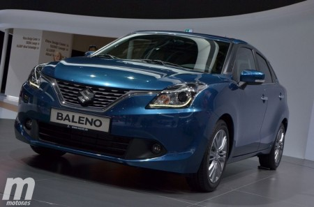 Suzuki Baleno 2016