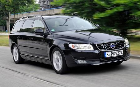 Suecia - Agosto 2015: El Volvo V70 pierde el liderato, pero tiene 'truco'