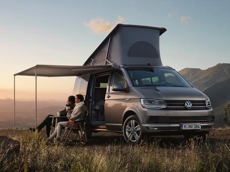 Volkswagen California T6, fiel a la original