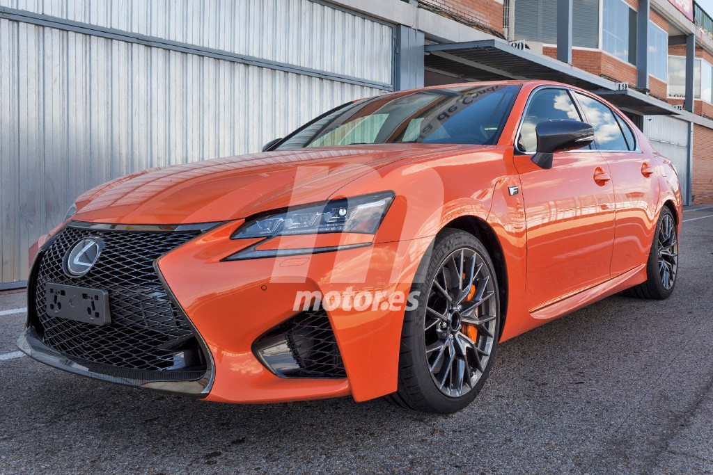 2016 Lexus Rc F Product Information And 63 745 Pricing